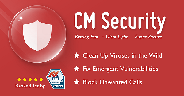cm security free antivirus