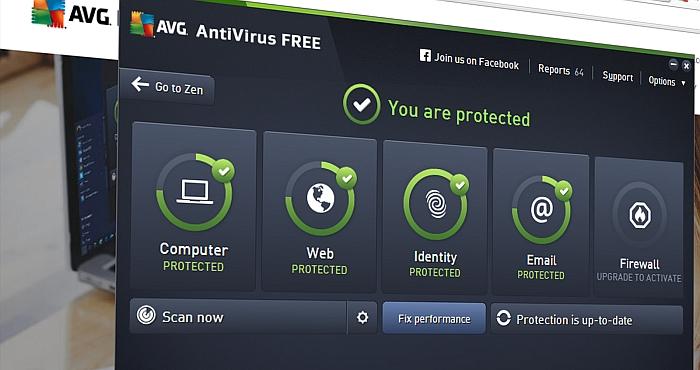 avg antivirus 2017 download