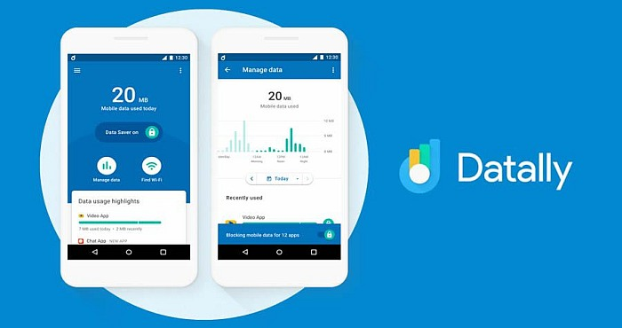 Datally is the Google's solution to saving mobile data